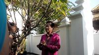 Sri Sultan galau lantaran mahasiswa di Yogyakarta hanya libur dua pekan saat virus Corona sudah menyebar. (Foto: LIputan6.com/Yanuar H)