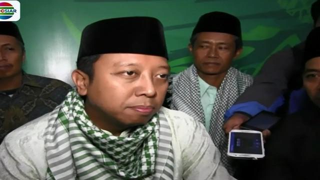 Dia juga mengatakan bila partai koalisi tidak menghendaki dirinya maju, maka PPP akan tetap memberi dukungan kepada Jokowi.