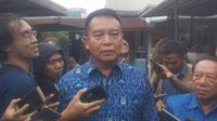 Bakal calon gubernur Jawa Barat Tubagus (TB) Hasanuddin. (Liputan6.com/Kukuh Saokani)