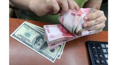 Ketergantungan Indonesia atas dana asing serta tingginya rasio pembayaran utang terhadap pendapatan atau debt service ratio (DSR) yang telah mencapai lebih dari 50 persen merupakan pemicu utama gejolak nilai tukar rupiah. Kondisi tersebut kerap menimbulka