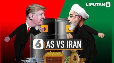 Amerika Serikat kembali menjatuhkan sanksi untuk Iran. Mereka memberikan sanksi untuk sejumlah pejabat Iran dan perusahaan logam di Iran.