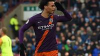 7. Leroy Sane (Manchester City) - £ 100 Juta (AFP/Paul Ellis)