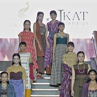 Passion Prive x IKAT Indonesia by Didiet Maulana