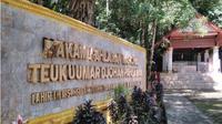 Cungkup Makam Teuku Umar. (Liputan6.com/Rino Abonita)