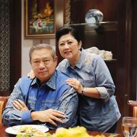 SBY dan Ani Yudhoyono (Sumber: Instagram/aniyudhoyono)