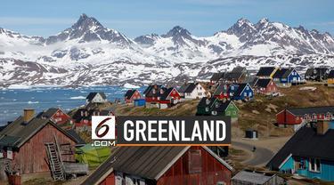 Keinginan Trump beli Greenland ditolak pemerintah setempat. Di balik itu ada beberapa fakta unik mengenai Greenland.