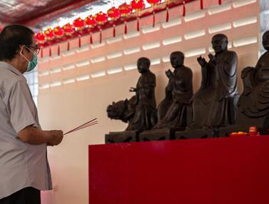 Vihara Dharma Bakti Tidak menyelenggarakan Malam Perayaan Tahun Baru Imlek