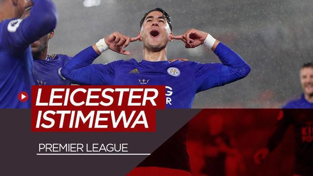 Berita video keistimewaan yang dimiliki Leicester City di Premier League musim 2019-2020. Apakah itu?