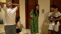 Ruben Onsu khawatir Sarwendah hamil lagi