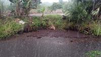 Operasi pemadaman karhutla proses hujan buatan sukses dilakukan di Riau dan Kalimantan Tengah pada Rabu (18/9/2019).  (Dok Badan Nasional Penanggulangan Bencana/BNPB)