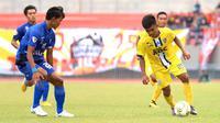 Putra Sinar Giri, klub promosi Liga 2 2019. (Bola.com/Aditya Wany)