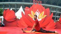 Anjasmara latihan yoga