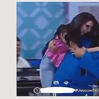 Ayu Ting Ting dan Krisna Bayu [foto: instagram/@hera.ayting25]