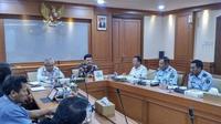 Kementerian Ketenagakerjaan (Kemnaker) dan BPJS Ketenagakerjaan membentuk tim pemeriksa terpadu.