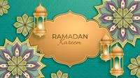Ilustrasi kata-kata ucapan, Ramadan. (Photo by pikisuperstar on Freepik)