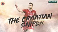Marko Simic - The Croatian Sniper (Bola.com/Adreanus Titus)
