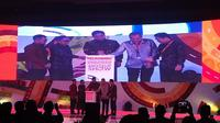 Opening Telkomsel Indonesia International Motor Show 2019. (Dian / Liputan6.com)