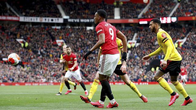 Manchester United Cukur Watford 3-0 di Old Trafford