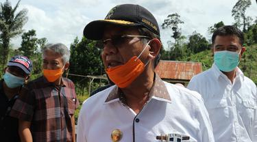 Gubernur Sulawesi Tengah, Longki Djanggola