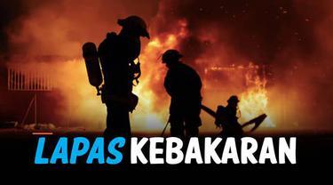 Musibah kebakaran melanda LP Tangerang Rabu (8/9) dini hari. 41 narapidana tewas dalam kebakaran ini, dua diantaranya adalah napi berkewarganegaraan asing.