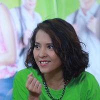 Foto profil Lala Karmela (Galih W. Satria/bintang.com)