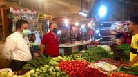 Pasar Mitra Tani (PMT) Kementerian Pertanian memperpanjang layanan belanja online dengan gratis ongkir hingga akhir Mei.