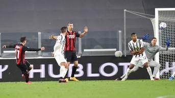 Jadwal Liga Italia Serie A: Big Match Juventus Vs AC Milan