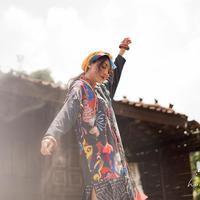 Mengulik budaya masyarakat NTT dalam koleksi Hulu Haran dari Happa. Sumber foto: Akun instagram @happaofficial.