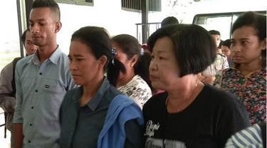 Polisi Korban Penembakan KKSB Dimakamkan di Kampung Halamannya