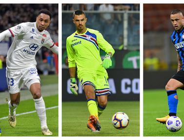FOTO: 3 Pemain Keturunan Indonesia yang Bermain di Liga Top Eropa
