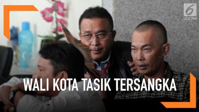 Komisi Pemberantasan Korupsi (KPK) menetapkan Wali Kota Tasikmalaya, Budi Budiman sebagai tersangka praktik rasuah.