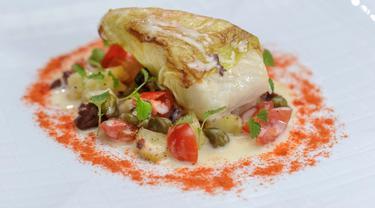 Menjajal Lezatnya Makanan Otentik Italia di Il Mare Hotel Mulia Senayan