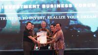 Antusiasme para pengusaha dalam negeri maupun luar negeri sangat besar ketika mengikuti Central Java Investment Business Forum (CJIBF) 2019 ke-15, Selasa (5/11).