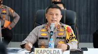 Kepala Polda Riau Irjen Agung Setya Imam Effendi. (Liputan6.com/M Syukur)