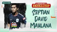 Wawancara Eksklusif - Septian David Maulana. (Bola.com/Dody Iryawan)