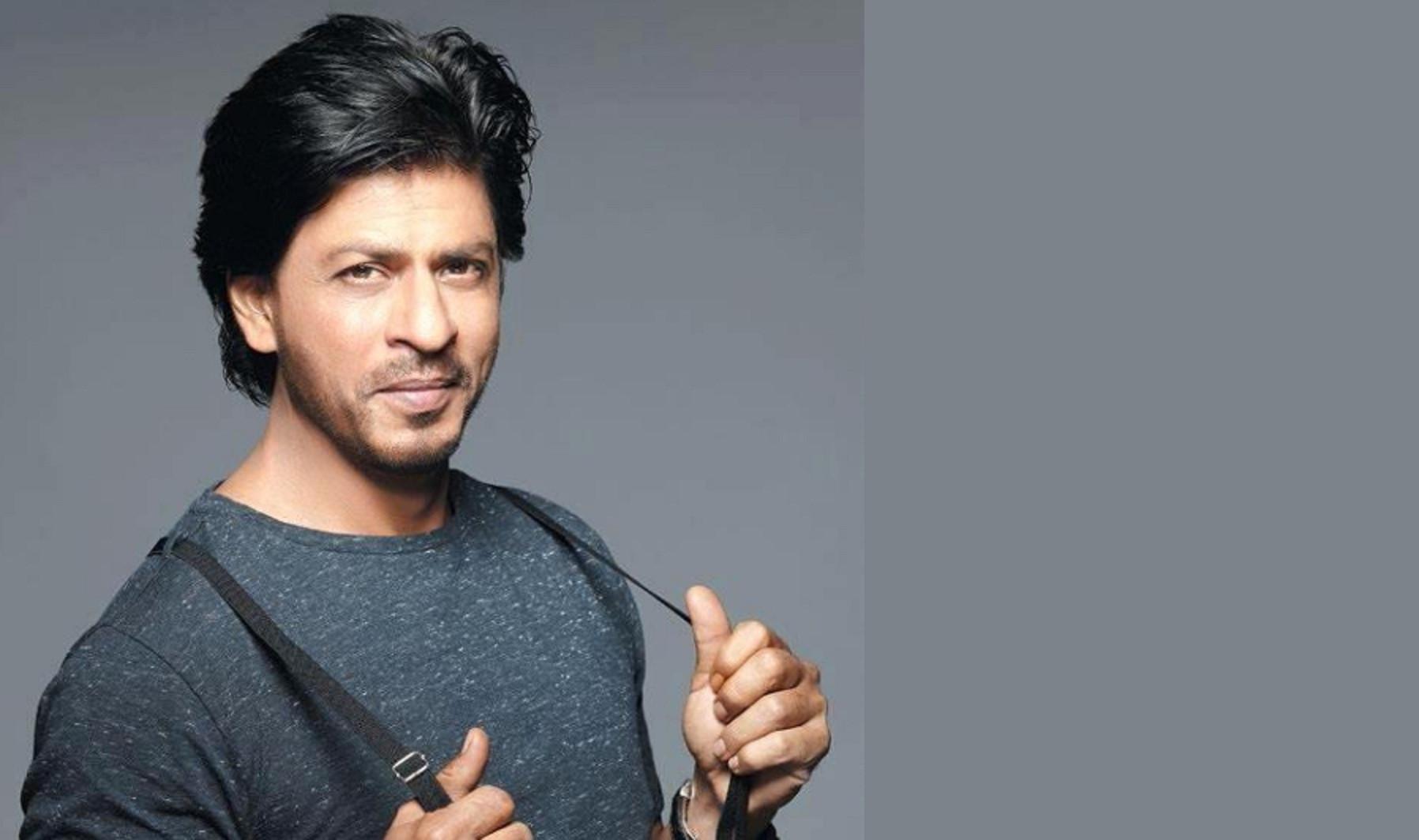 Shahrukh Khan (Pinterest)
