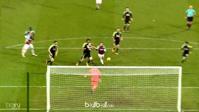 West Ham harus puas bermain imbang 1-1 dengan Bournemouth pada laga lanjutan Liga Inggris, Sabtu (20/1). The Hammers harus terting...
