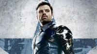 Bucky Barnes alias Winter Soldier di  The Falcon and The Winter Soldier. (Marvel/ Disney via Instagram/ imsebastianstan)