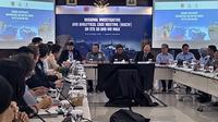 Forum KKP bersama INTERPOL