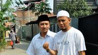 Ustaz Yusuf Mansyur dan alm ustaz Arifin Ilham/Instagram