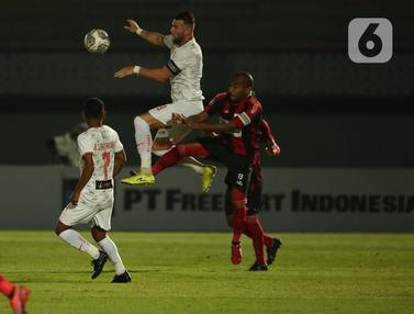 Persija Jakarta vs Persipura Jayapura