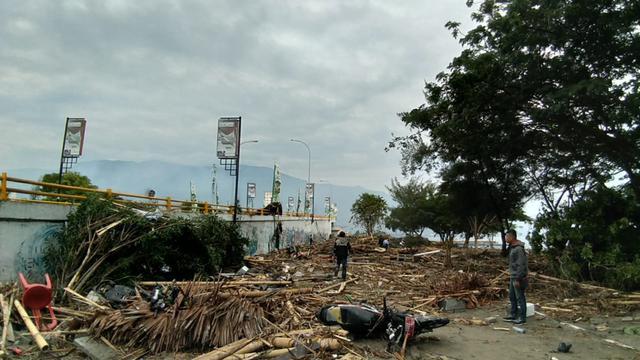 Ini Penyebab Gempa Dan Tsunami Di Donggala Dan Palu News Liputan6 Com