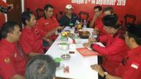 Partai Demokrasi Indonesia Perjuangan (PDIP) membuka penjaringan calon kepala daerah Pemilihan Wali Kota (Pilwali) Surabaya. (Foto: Liputan6.com/Dian Kurniawan)