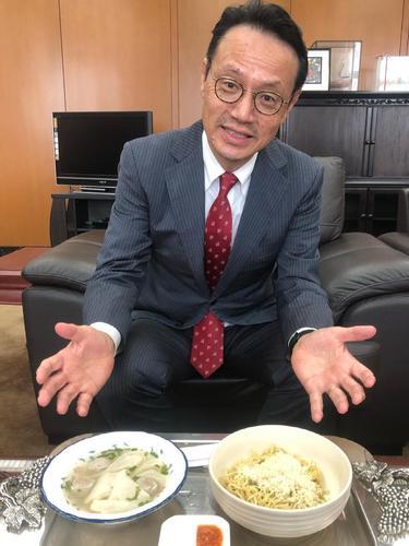 Duta Besar Jepang untuk Indonesia Kanasugi Kenji
