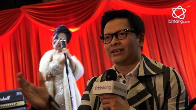 Cerita Armand Maulana ulang rekaman hingga 5 kali saat nyanyikan lagu ciptaan David Noah.