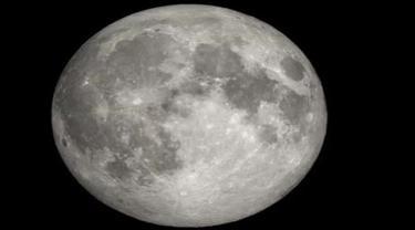 Ilustrasi gerhana bulan total