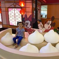 Perayaan Imlek bersama Mickey dan Minnie Mouse. (Foto: Dok. MKG)