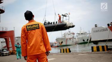 Basarnas Kerahkan Tim SAR Evakuasi Lion Air