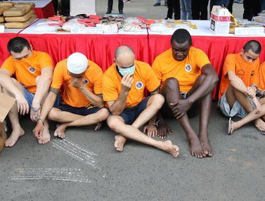 Rilis Akhir Tahun Polda Metro Jaya