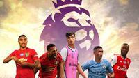 Premier League - 5 Pemain yang Diprediksi Bisa Tampil Hebat di Liga Inggris 2020/2021 (Bola.com/Adreanus Titus)